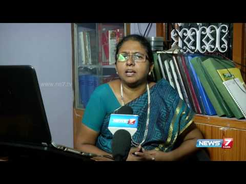 Violence against women being diverted by social media :Social Activist Oviya   News7 Tamil