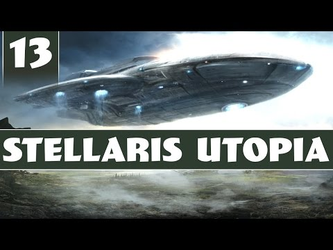 Let's Play Stellaris Utopia - Part 13 [1.5 Banks Update Gameplay]