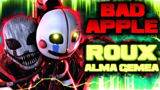 SFM/FNAF| Two Faced Purity |Bad Apple - Roux (Alma-Gemea Remix)