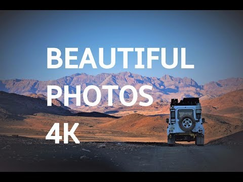 4K Beautiful Photography Around the World Slideshow Montage | Silent Scenery