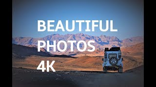 4K Beautiful Photography Around the World Slideshow Montage