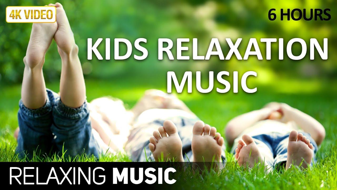 Music For Kids   Relaxation For Children   Music For ...