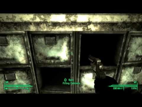 Fallout 3 Let's Play Part 95 DLC Point Lookout-The Velvet Curtain 2