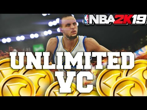 NBA 2k19 FREE Unlimited VC - How To Get Unlimited PlayStatio