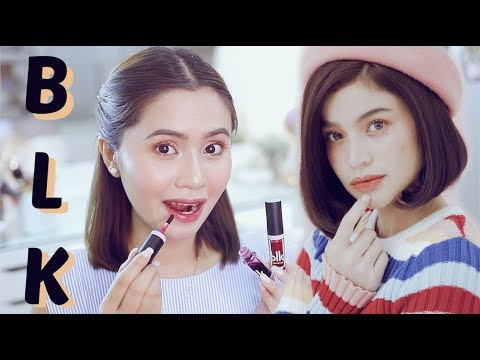 BLK Cosmetics K-BEAUTY Collection Review | Anna Cay ♥