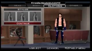 WWE SVR 11 AJ Styles (Updated Attire) CAW