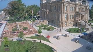 Preview of stream Miami County, Ohio - Plaza Live View