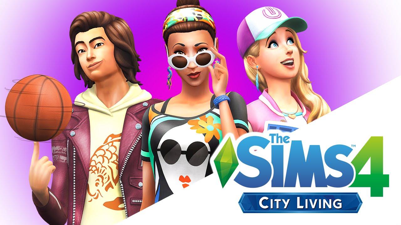 Resultado de imagem para The Sims 4: City Living