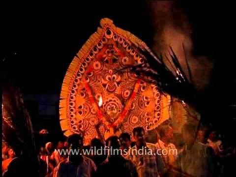Padayani: An ancient ritual being performed in Bhagavati temples