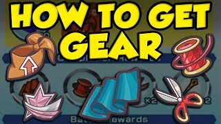 How To Get Stronger WITH GEAR In Pokemon Masters! Pokemon Masters Gear Guide!