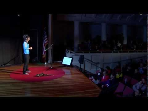 Improvise your way through life: Grace Kelly at TEDxBeaconStreet