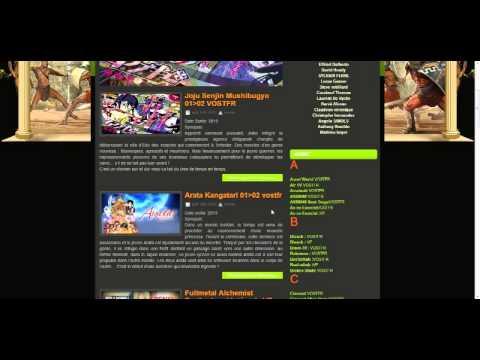 Comment T L Charger Des Pisodes De Fairy Tail One Piece Naruto Eyeshield21 Et D 39 Autres Youtube