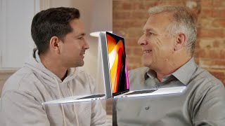 "The 16"" MacBook Pro is Special - ft. Phil Schiller!"