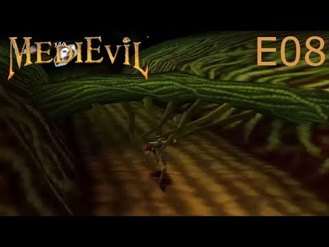 """E08 """"Roots, Bloody Roots"""" Let's Play MediEvil Blind"""