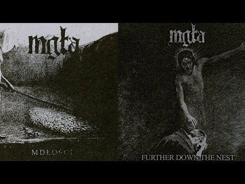 Mgła - Mdłości + Further Down the Nest (2007) full compilation