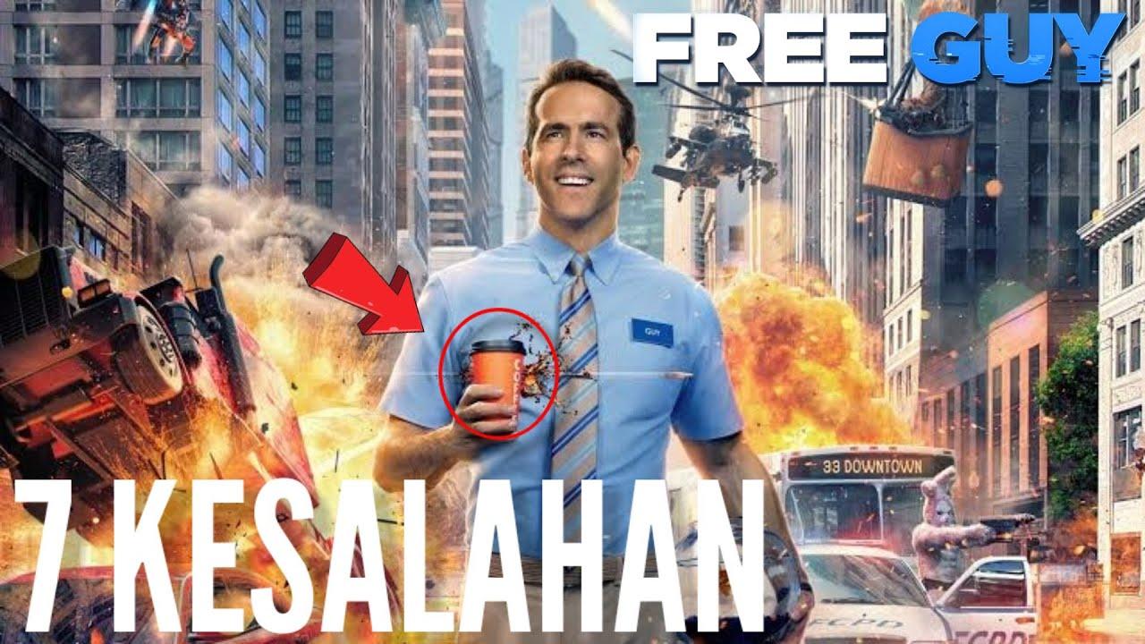7 KESALAHAN FILM FREE GUY (2021)