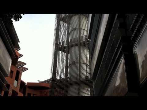 Video Tour of Masdar City, Abu Dhabi, January 2012