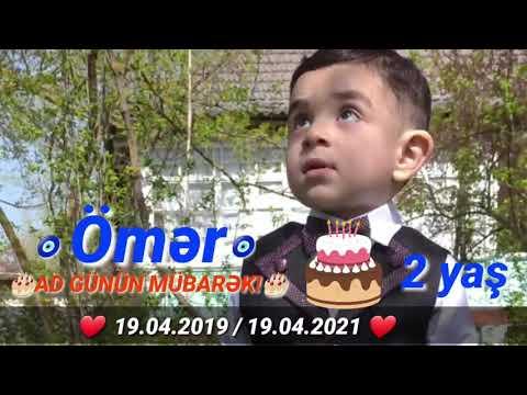 Ömer Ad Günün Mübarek! 19.04.2021/19.04.2019