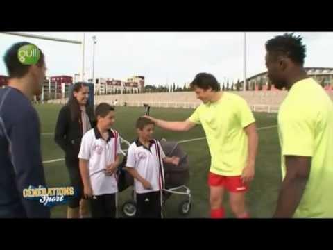 Vidéo Générations Sport. Gulli