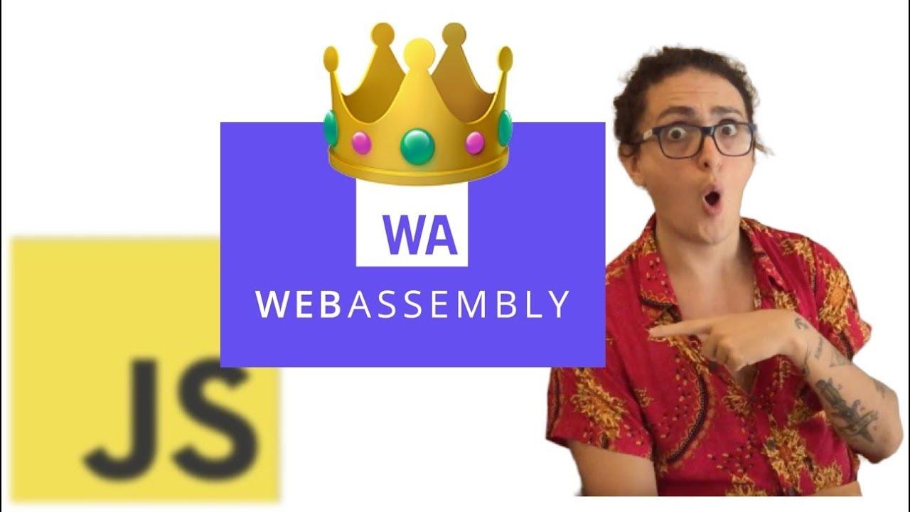 웹 어셈블리는 자바스크립트의 무덤일까? Will WebAssembly be the death of JavaScript?