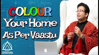 Importance Of Colours In Vastu