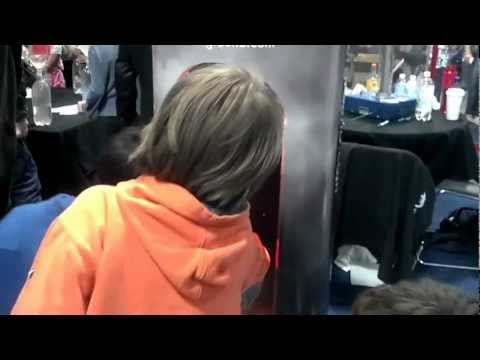 Weather Underground's Tornado Generator at the USA Science & Engineering Festival