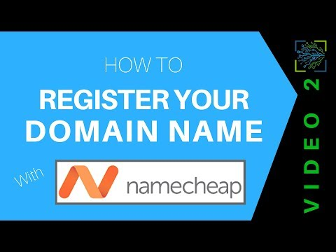 How To Register Your Domain Name With NameCheap   Tips & Live Demo   Video 2