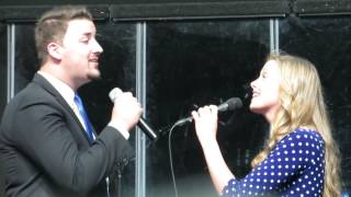 Phil Jr. / Sharlenae (Dotson) Collingsworth (When God Made You) 07-26-14