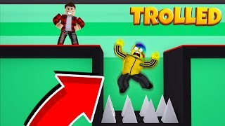 He TROLLED ME and made me lose my ROBUX ITEMS.. (Roblox Escape Granny's House)