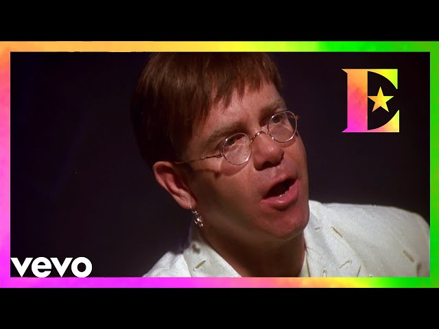Elton John - Can You Feel the Love Tonight (From
