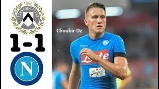 Udinese Vs Napoli 1-1 Serie A 07/12/2019