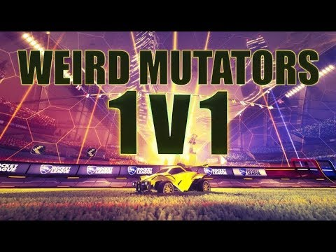WEIRD MUTATORS 1V1 AGAINST CONNOR! | Contagious laughing occurs...