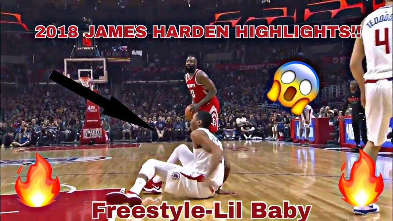 James Harden Highlights 2018 | Lil Baby- Freestyle 🔥 *MUST ...