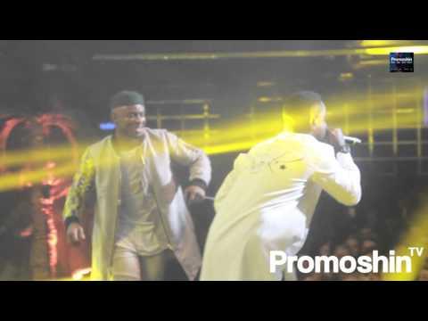 Sarkodie x Fuse ODG Perform 'Adonai' LIVE   PromoshinTV
