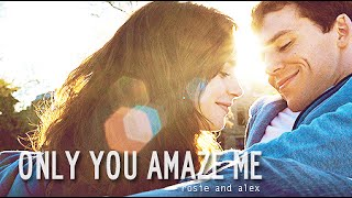 ► Alex & Rosie | Only you amaze me
