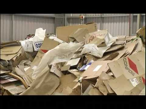 New Rubbish Recycling for Queensland