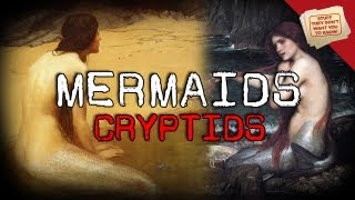 Cryptids: Mermaids - Tales and Legends - STDWYTK