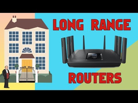 Best Long Range Wireless Routers | Best Wireless Routers For A Large Home