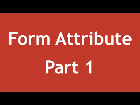 [ Html5 In Arabic ] #21 - Form Attributes - AutoComplete, AutoFocus, NoValidate