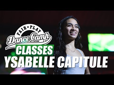 ★ Ysabelle Capitule ★ Slide ★ Fair Play Dance Camp 2018 ★