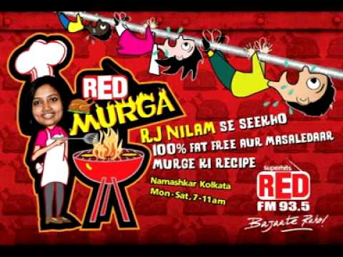 Red Murga of the day  - 9th July
