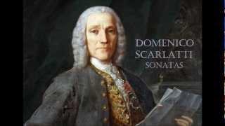 Sonata in D minor, K.213: Andante - Domenico Scarlatti