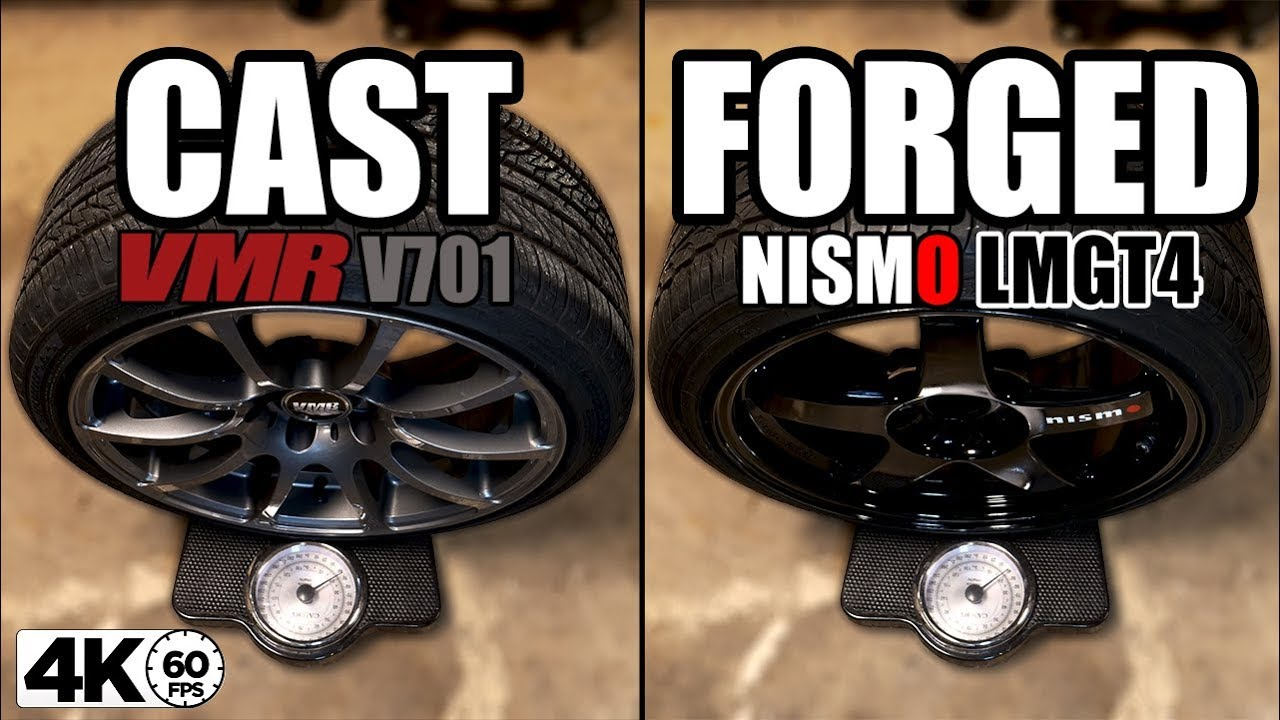 Investment cast vs forged wheels main investments 888 restaurant