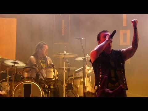 """Devil"" Shinedown@BBT Pavilion Camden, NJ 8/26/18"