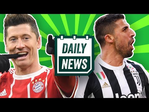 Lewandowski verlässt FC Bayern, dafür Real Madrids Asensio? Khedira in die Bundesliga? Daily News