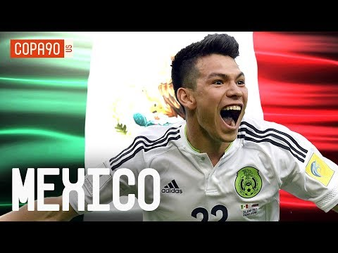 How Mexico Can Win The 2018 World Cup ft. Chucky Lozano | Ep. 2