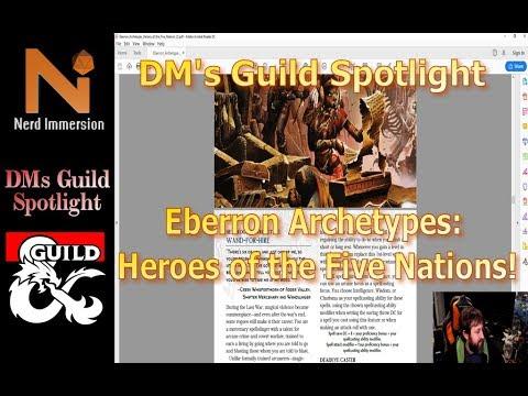 eberron five nations pdf