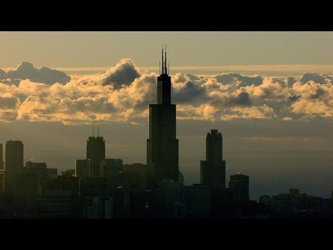 Why Doesn't the Willis Tower Topple Over?