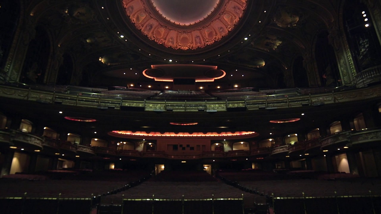 The Wang Theatre At The Boch Center