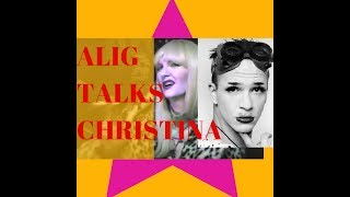 Michael Alig on Christina Superstar